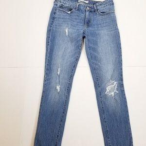Levi's womens 711 skinny Jean's Size 28